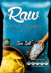 Sea Salt Flavor
